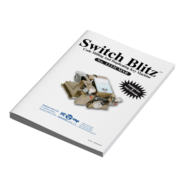 Switch Blitz Manual
